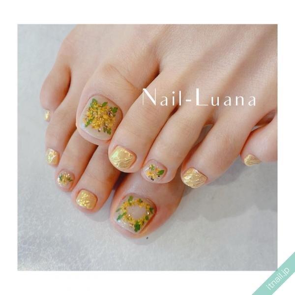 Nail-Luanaが投稿したネイルデザイン [photoid:I0096621] via Itnail Design (647099)