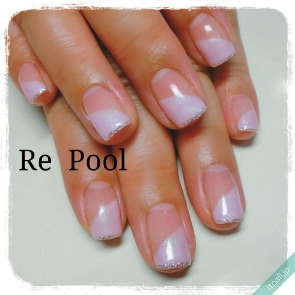 Re Poolが投稿したネイルデザイン [photoid:I0054940] via Itnail Design (647420)