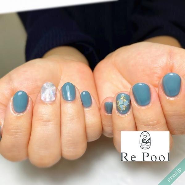 Re Poolが投稿したネイルデザイン [photoid:I0097299] via Itnail Design (647642)