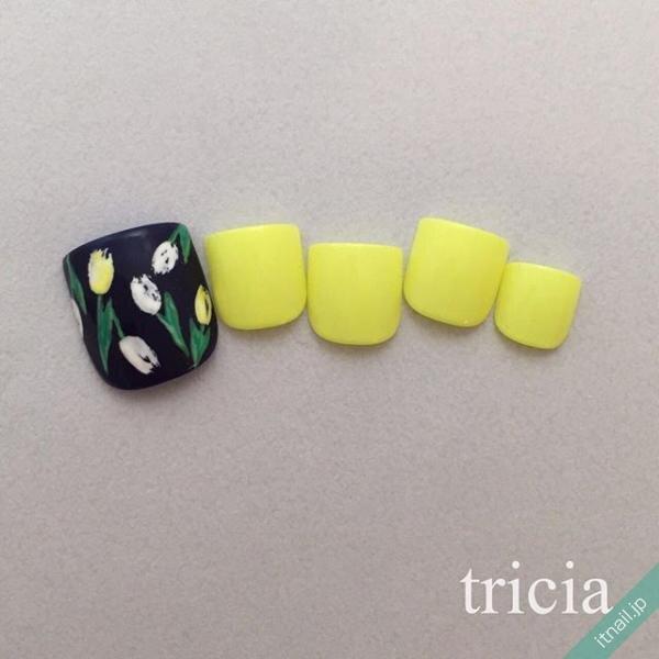 triciaが投稿したネイルデザイン [photoid:I0000255] via Itnail Design (647807)