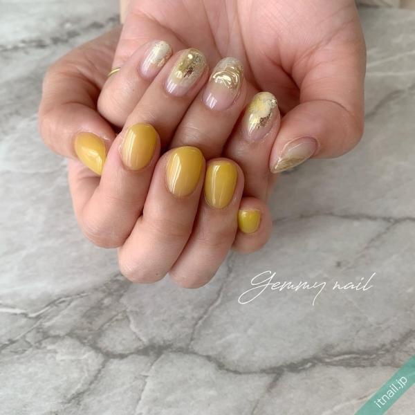 Gemmy nailが投稿したネイルデザイン [photoid:I0098289] via Itnail Design (647941)