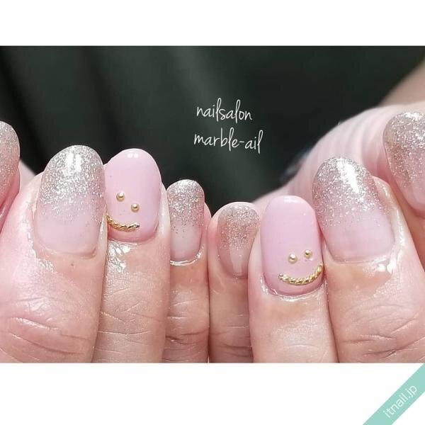 marble-ailが投稿したネイルデザイン [photoid:I0072641] via Itnail Design (648179)