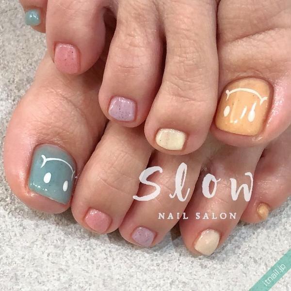 Slowが投稿したネイルデザイン [photoid:I0083356] via Itnail Design (648188)