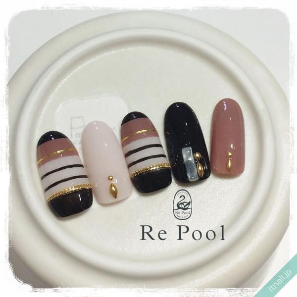 Re Poolが投稿したネイルデザイン [photoid:I0071258] via Itnail Design (648197)