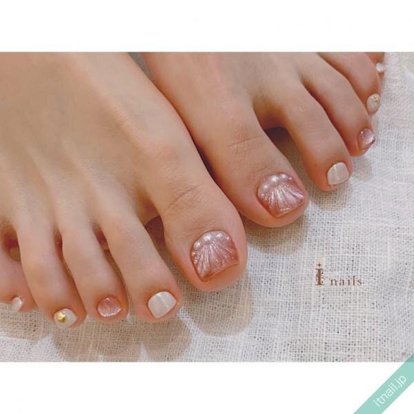 I nailsが投稿したネイルデザイン [photoid:I0087131] via Itnail Design (648640)