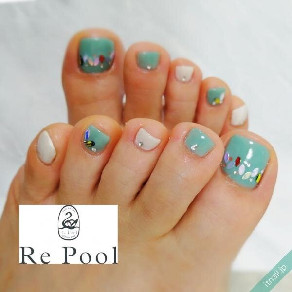Re Poolが投稿したネイルデザイン [photoid:I0097309] via Itnail Design (648734)