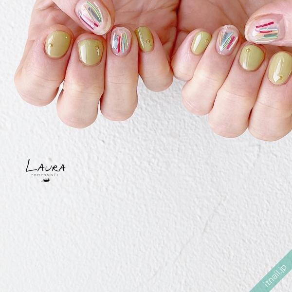 LAURA POMPONNEEが投稿したネイルデザイン [photoid:I0098536] via Itnail Design (649005)
