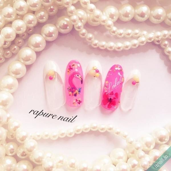 Rapure Nailが投稿したネイルデザイン [photoid:I0049839] via Itnail Design (649537)