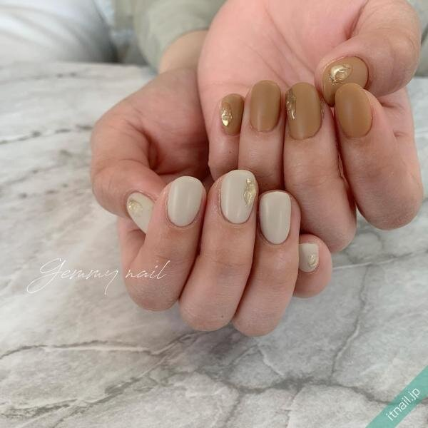 Gemmy nailが投稿したネイルデザイン [photoid:I0098288] via Itnail Design (649940)