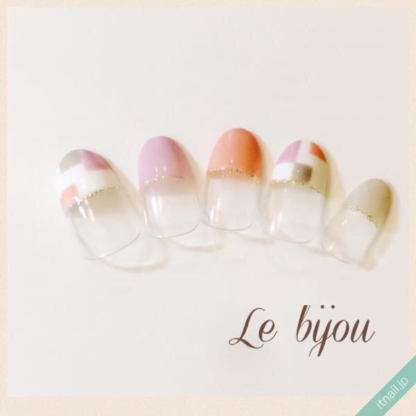Le bijouが投稿したネイルデザイン [photoid:I0010592] via Itnail Design (650127)