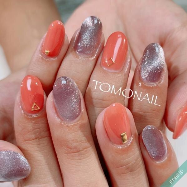 TOMONAILが投稿したネイルデザイン [photoid:I0089939] via Itnail Design (650146)