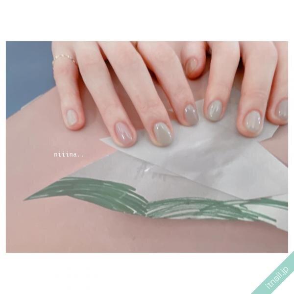 a little salon niiinaが投稿したネイルデザイン [photoid:I0097657] via Itnail Design (650189)
