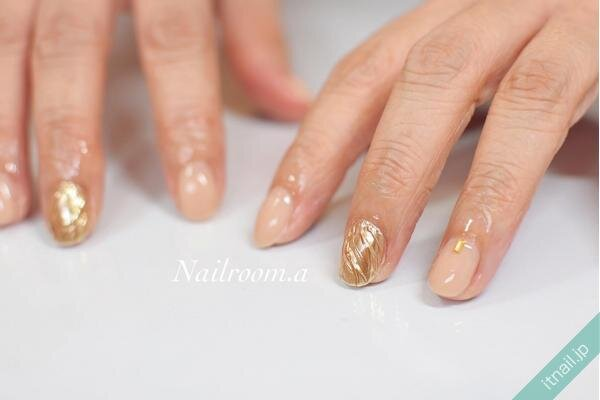 Nailroom彩が投稿したネイルデザイン [photoid:I0099141] via Itnail Design (650356)