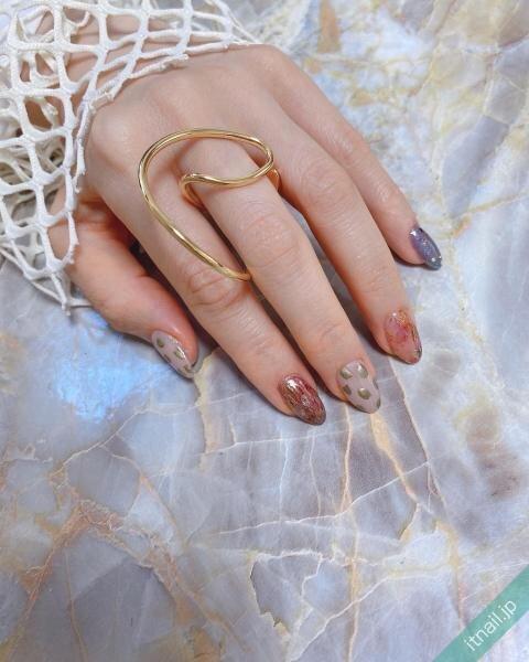 Tyttö mode nailが投稿したネイルデザイン [photoid:I0099412] via Itnail Design (650384)
