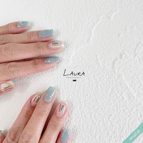 LAURA POMPONNEEが投稿したネイルデザイン [photoid:I0098567] via Itnail Design (650470)
