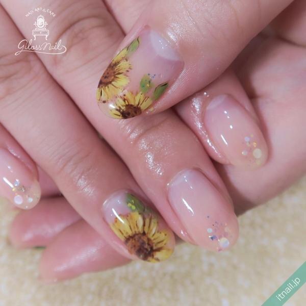 gloss nailが投稿したネイルデザイン [photoid:I0087209] via Itnail Design (650767)