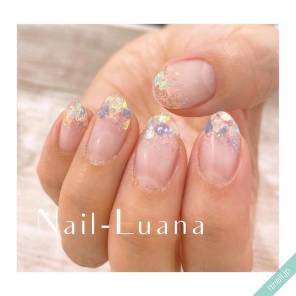 Nail-Luanaが投稿したネイルデザイン [photoid:I0099822] via Itnail Design (650804)