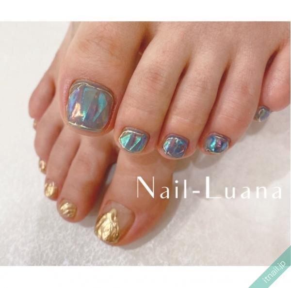 Nail-Luanaが投稿したネイルデザイン [photoid:I0099814] via Itnail Design (650901)