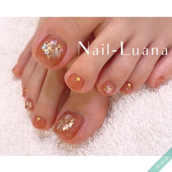 Nail-Luanaが投稿したネイルデザイン [photoid:I0099818] via Itnail Design (651157)