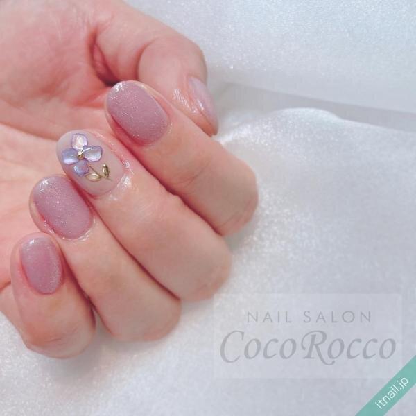 CocoRoccoが投稿したネイルデザイン [photoid:I0099769] via Itnail Design (651372)