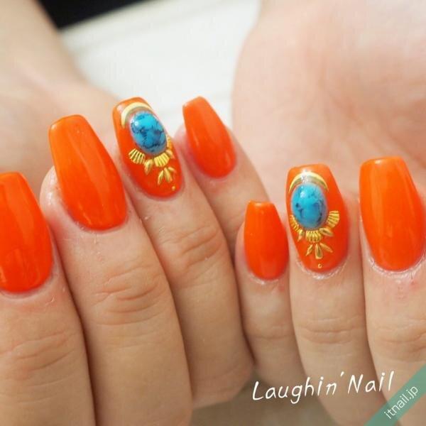Laughin'Nailが投稿したネイルデザイン [photoid:I0071236] via Itnail Design (651751)