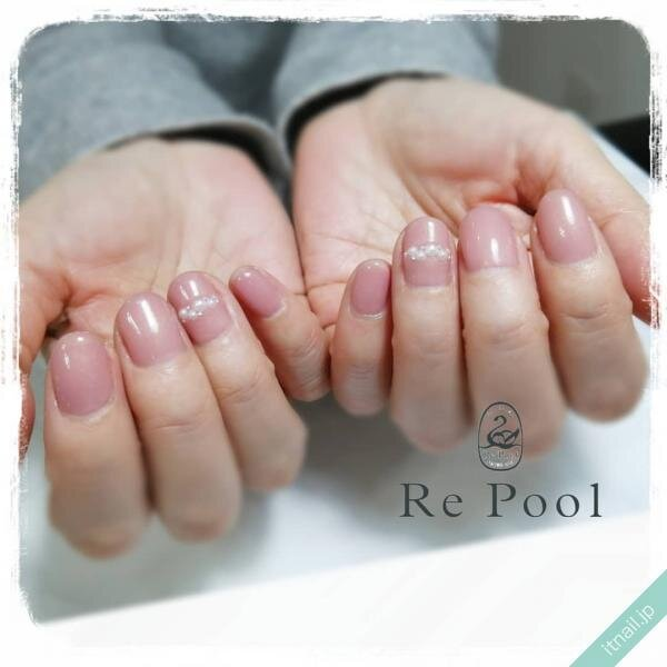 Re Poolが投稿したネイルデザイン [photoid:I0094126] via Itnail Design (651863)