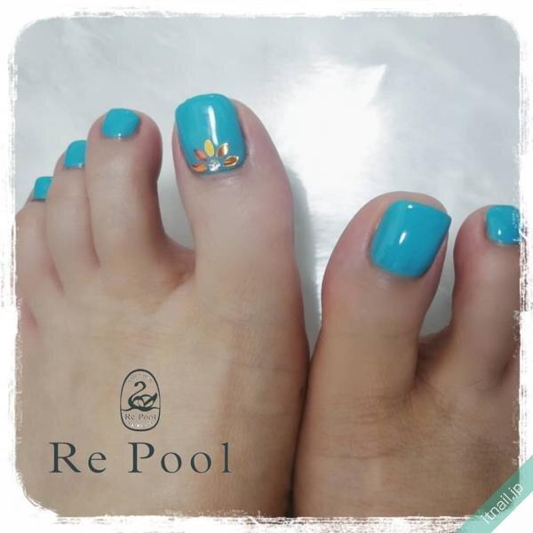 Re Poolが投稿したネイルデザイン [photoid:I0100368] via Itnail Design (652196)