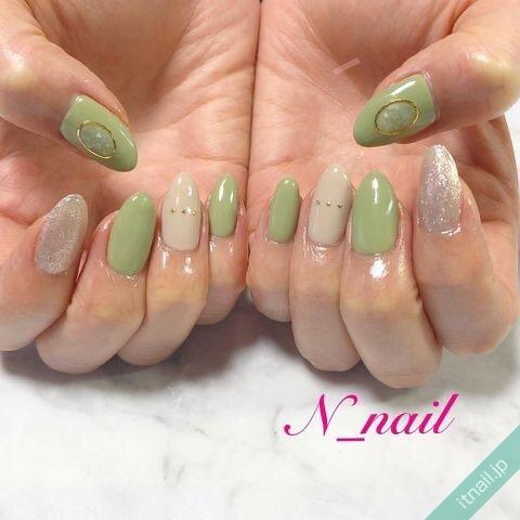 N_nailが投稿したネイルデザイン [photoid:I0094764] via Itnail Design (652297)