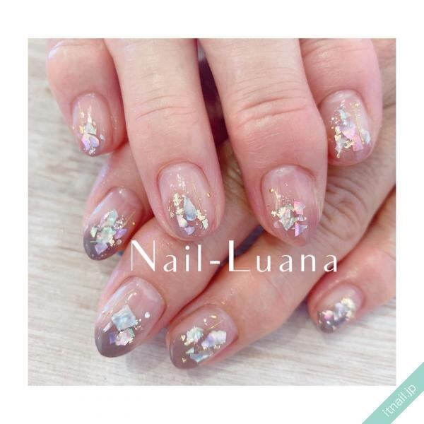 Nail-Luanaが投稿したネイルデザイン [photoid:I0099842] via Itnail Design (652349)