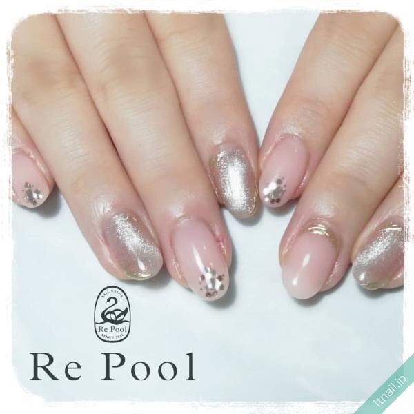 Re Poolが投稿したネイルデザイン [photoid:I0100351] via Itnail Design (652582)