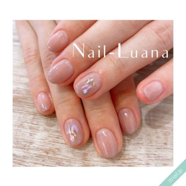 Nail-Luanaが投稿したネイルデザイン [photoid:I0099815] via Itnail Design (652635)