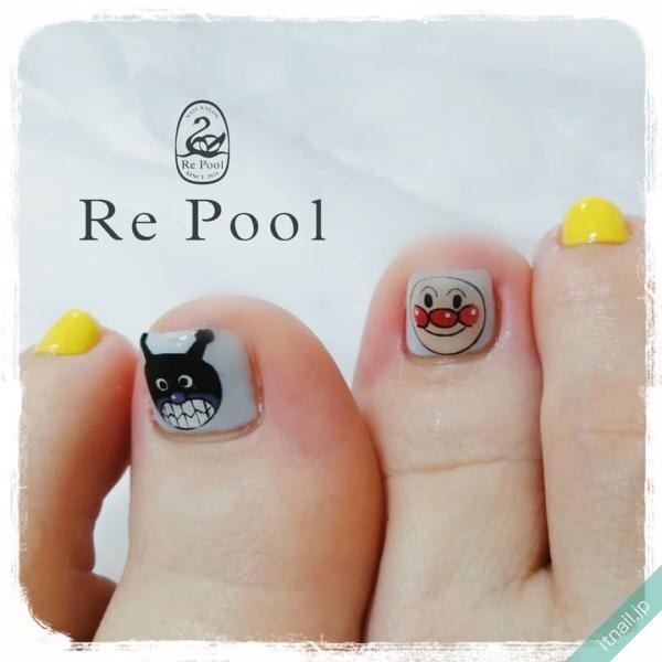 Re Poolが投稿したネイルデザイン [photoid:I0100356] via Itnail Design (652889)