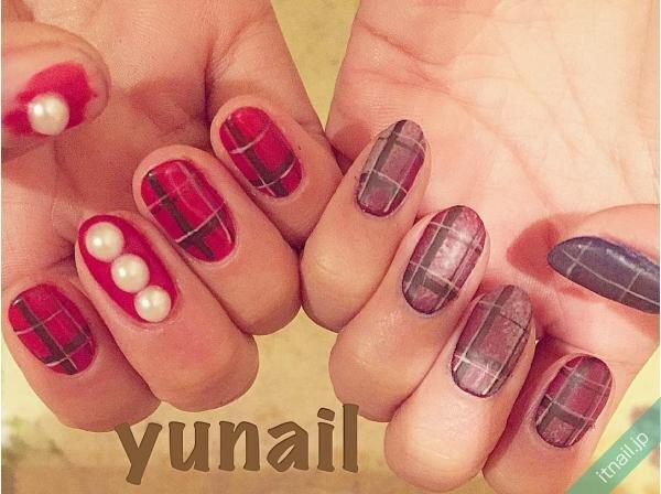 YUNAILが投稿したネイルデザイン [photoid:I0023554] via Itnail Design (652981)