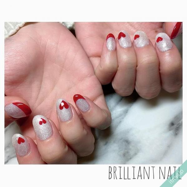 Brilliant Nailが投稿したネイルデザイン [photoid:I0094463] via Itnail Design (653008)