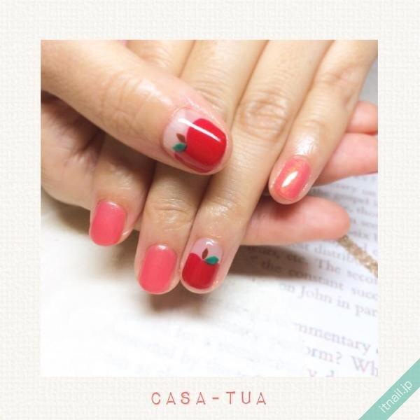 Casa-tuaが投稿したネイルデザイン [photoid:I0034241] via Itnail Design (653012)
