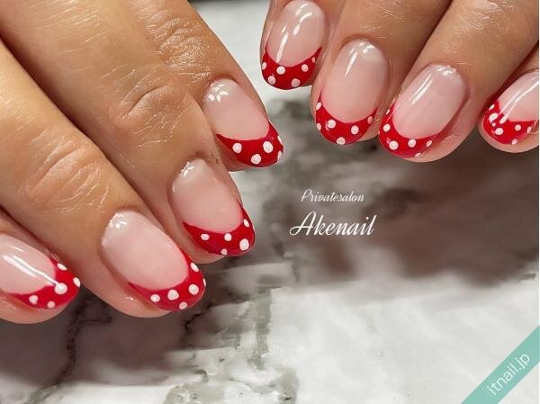 Private salon Ake nailが投稿したネイルデザイン [photoid:I0098949] via Itnail Design (653139)