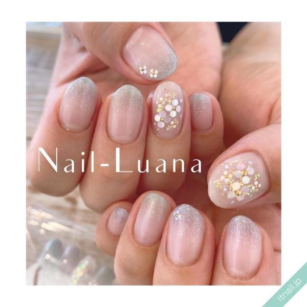 Nail-Luanaが投稿したネイルデザイン [photoid:I0099824] via Itnail Design (653192)