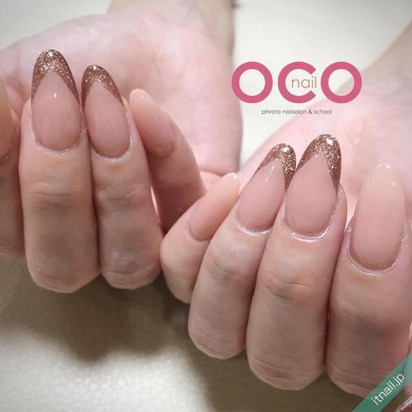 OCO nailが投稿したネイルデザイン [photoid:I0007931] via Itnail Design (653324)