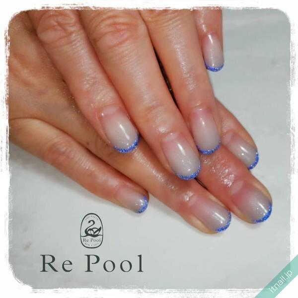 Re Poolが投稿したネイルデザイン [photoid:I0100449] via Itnail Design (653370)