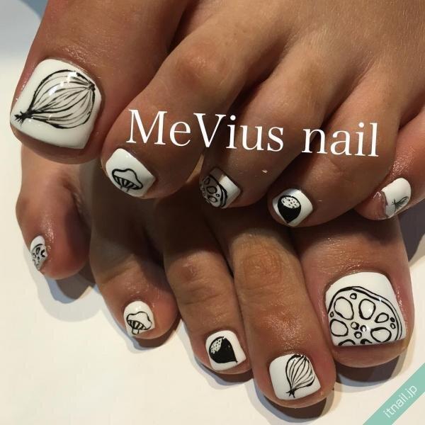 MeVius nailが投稿したネイルデザイン [photoid:I0029754] via Itnail Design (653421)