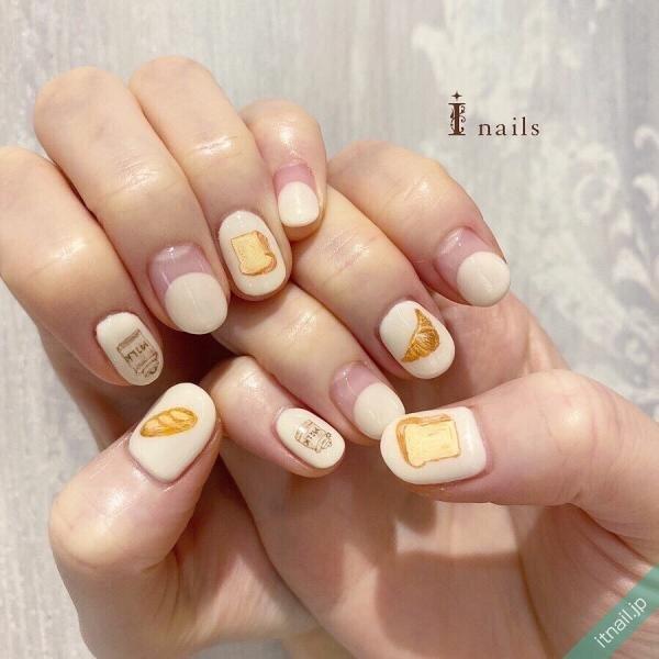 I nailsが投稿したネイルデザイン [photoid:I0075481] via Itnail Design (653428)