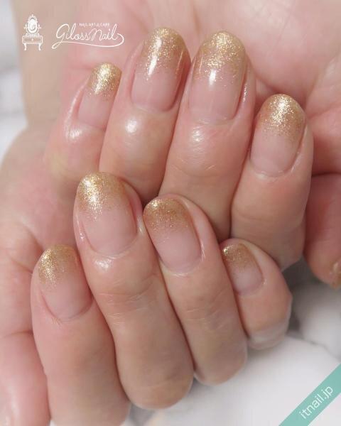 gloss nailが投稿したネイルデザイン [photoid:I0099551] via Itnail Design (653461)