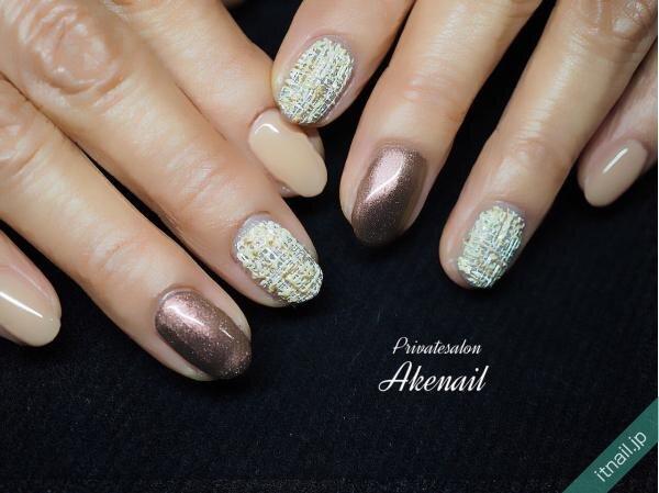 Private salon Ake nailが投稿したネイルデザイン [photoid:I0079334] via Itnail Design (653738)