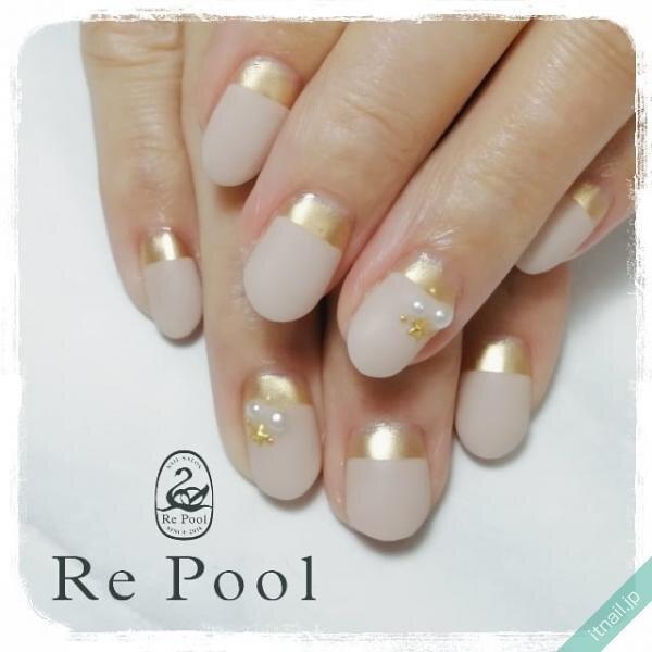 Re Poolが投稿したネイルデザイン [photoid:I0100383] via Itnail Design (653897)