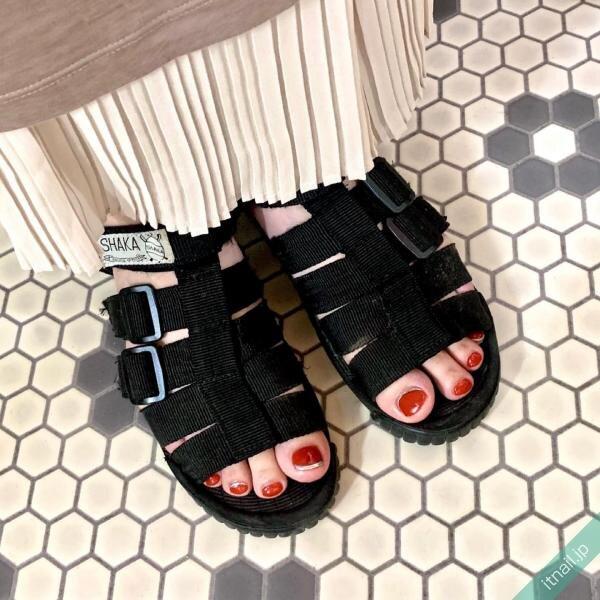 MILKが投稿したネイルデザイン [photoid:I0101121] via Itnail Design (654136)