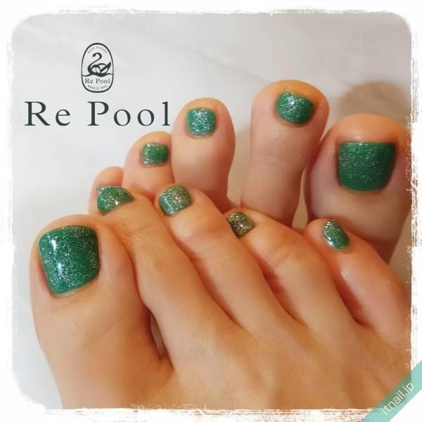 Re Poolが投稿したネイルデザイン [photoid:I0100360] via Itnail Design (654141)