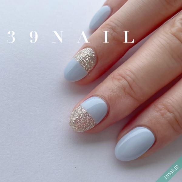 39NAILが投稿したネイルデザイン [photoid:I0101369] via Itnail Design (654224)
