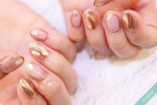 Dolce.Nailが投稿したネイルデザイン [photoid:I0100128] via Itnail Design (654338)