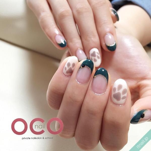 OCO nailが投稿したネイルデザイン [photoid:I0008849] via Itnail Design (654558)