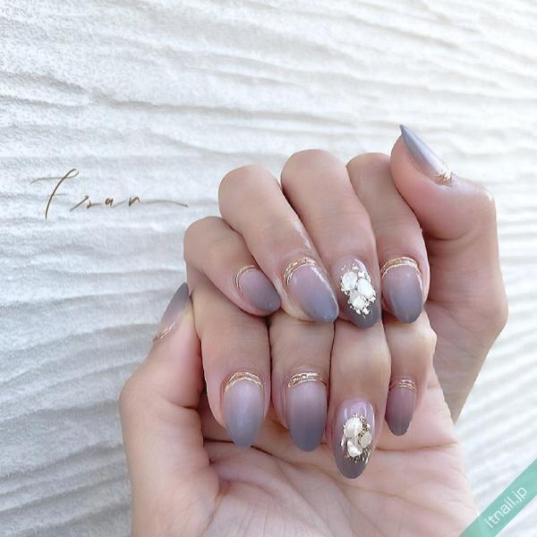 Franが投稿したネイルデザイン [photoid:I0096825] via Itnail Design (654574)